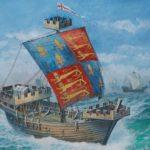 Дебют «владычицы морей»