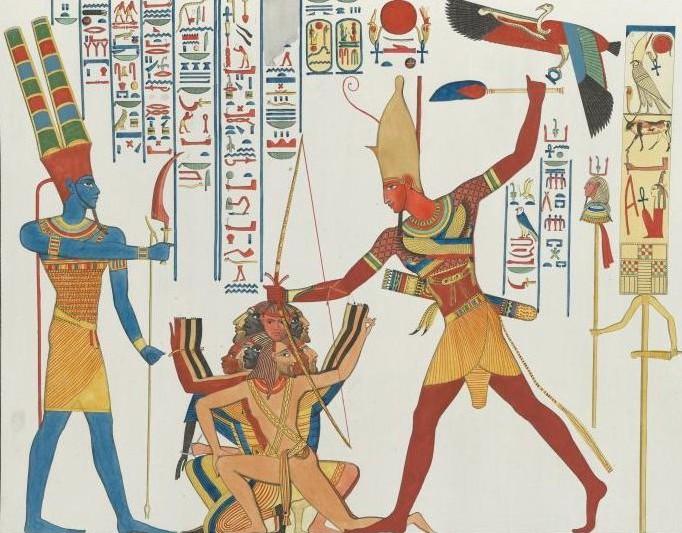 Кровавые Боги Египта