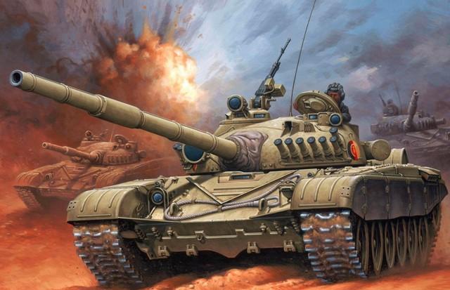 Наши танки у Ла-Манша