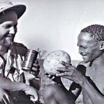 «Черные люди», боящиеся воды