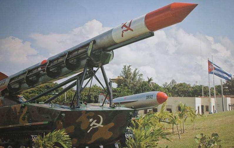 «Анадырь» на Кубе