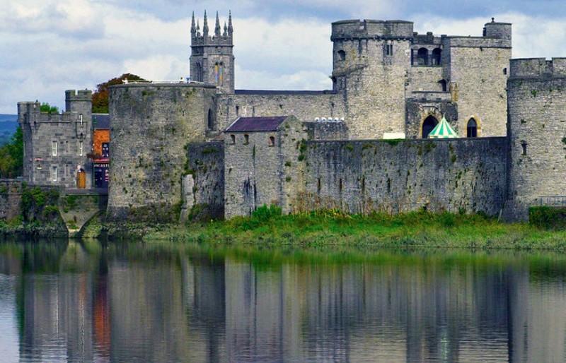 Замок короля Джона