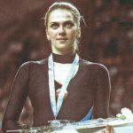 Гимнастка Ирина Дерюгина — Леди сталь