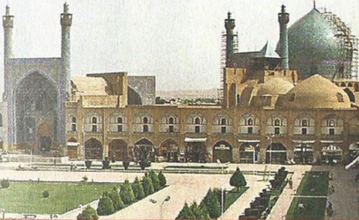 Кровавые земли: Исфахан