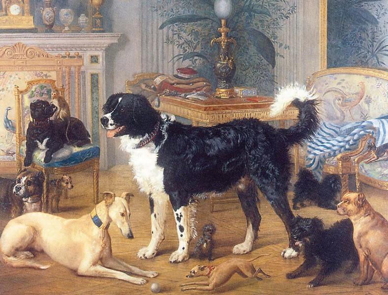 Собаки Российских императоров