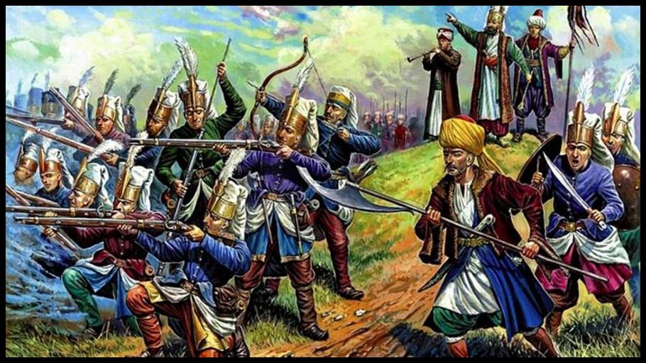 армия_османской_империи