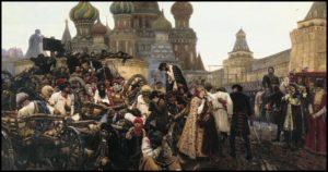 бунт_стрелецкий