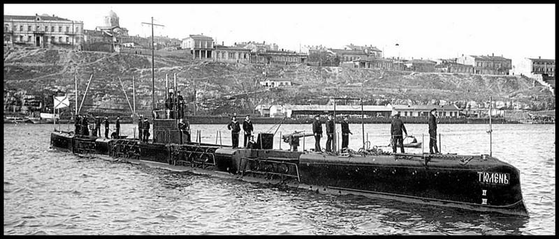 подводная_лодка_тюлень