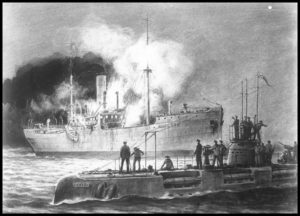 подводная_лодка_тюлень_в_бою