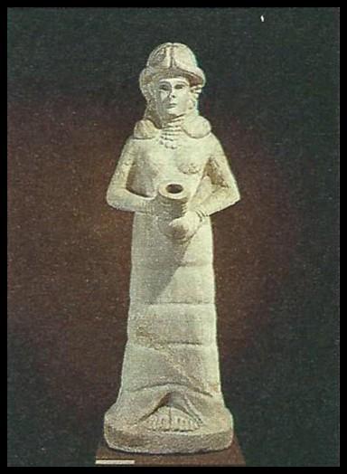 статую_богини_иштар