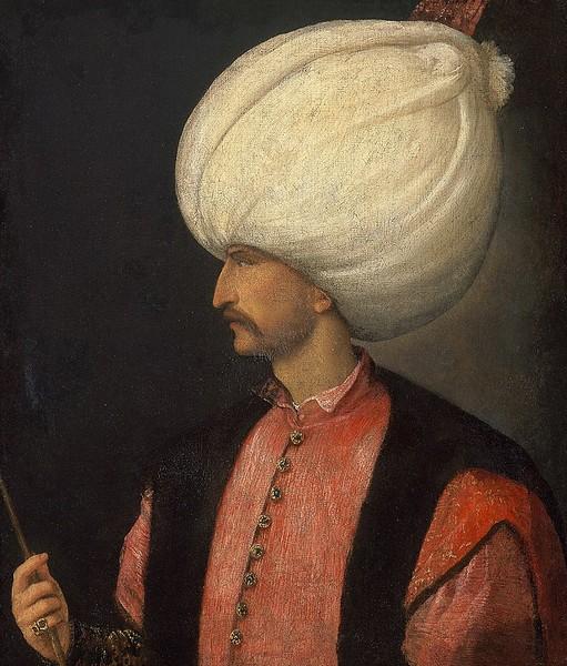 сулейман_первый_османская_империя