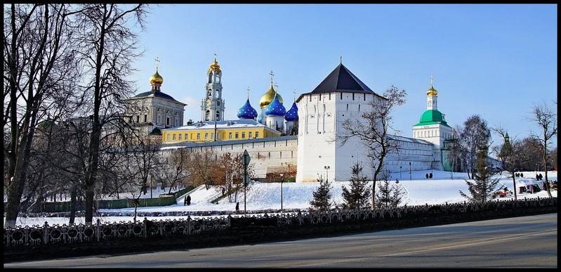 монастырь_Троице_Сергиев