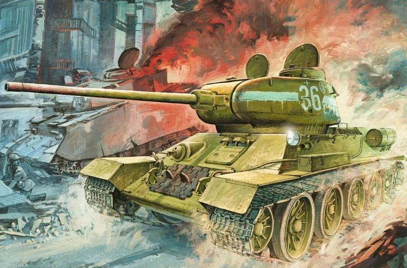 танк_т34