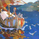 Как варяги ходили в греки