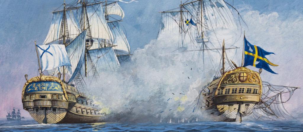 Бой у острова Эзель
