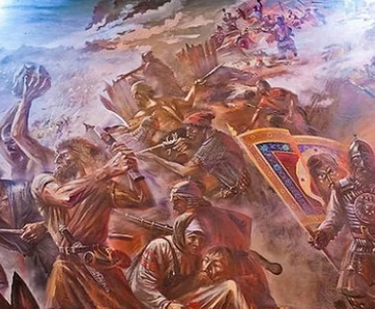 Героическая оборона Албазина