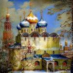 10 Знаменитых храмов России