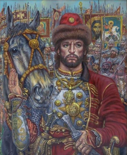 Непобедимый воевода Дмитрий Хворостинин