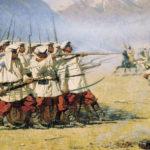 «300 спартанцев» в Туркестане