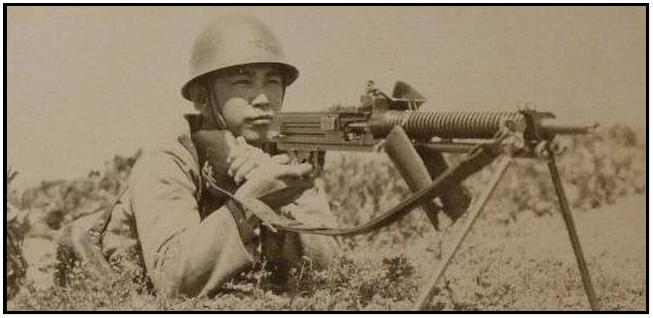 японский_пулемет_тип_11