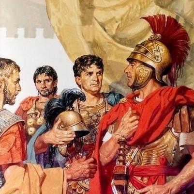 Как Нептун помог римлянам