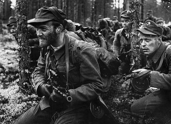 финны_против_немцев_1944